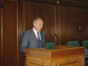 RAI участие в Парламентском дне (Гос Дума РФ), который прошел в Москве в рамках Международного авиационно-космического салона МАКС-2009