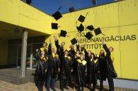 Diplomu izsniegšana Rīgā un Daugavpilī