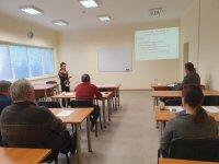 Praktiskais seminārs ATS TO instruktoriem un administratīvajam personālam